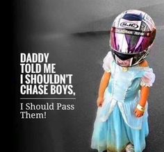 Racing Quotes Dirt Track Funny BMX is frequently an enjoyable sport for youn. Racing Quotes Dirt Track Funny BMX is frequently an enjoyable sport for young folks. If you believe motoc Dirt Bike Girl, Car Memes, Triumph Motorcycles, Custom Motorcycles, Custom Bikes, Custom Baggers, Vintage Motorcycles, Bobbers, Fille Et Dirt Bike