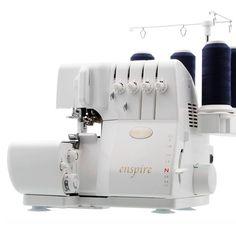 ᐅ baby lock Enspire Test 2020 Brother Overlock, Baby Lock, Espresso Machine, Van, Sewing Machines, Amazon, Room, Products, Sewing Studio