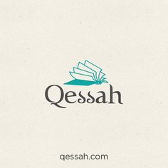 Sometimes a book is judged by its cover. You wouldn't mind as this name speaks confidently what you do, which means 'story' in Arabic.  Possible uses: An eBook store. An educational app. A publishing house. A writing competition.  #story #novel #domains #logo #branding #imagine