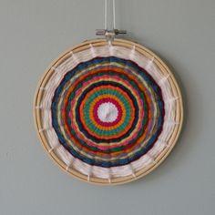 #woven #wovenwallhanging #loom #wallhanging #etsy #handmade #craft #art #giftideas #gift #gifts #etsyhandmade