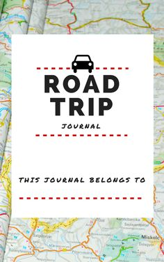 8 ways to entertain kids on a road trip! Free printable road trip journal #travel #roadtrip
