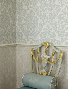Alvescot wallpaper from Zoffany