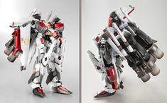 GUNDAM GUY: 1/100 Ex-S Gundam - Custom Build
