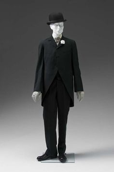 Dress Suit 1890s The Mint Museum