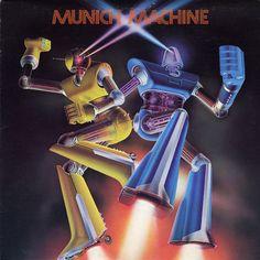 Images for Munich Machine Introducing Midnite Ladies, The - Munich Machine