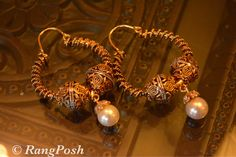 www.rangposh.co.uk Gold Plated Earrings, Light Bulb, Plating, Decor, Bulb Lights, Decorating, Lightbulbs, Inredning, Interior Decorating