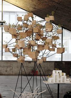 Architecture as Forest Sou Fujimoto Geneva Switzerland Exhibition 2013