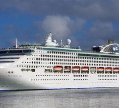 Sun Princess : 3 000 touristes à Tahiti jeudi
