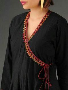 Whether you prefer an open neck or a fully covered neck, the right pattern can elevate your look and here are some of the latest churidar neck designs with images for inspiration.