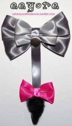 MickeyWaffles ~ makes awesome Disney inspired bows... AAAAAAAAAAHHHHHHHHHHH SO FREAKING CUTE I WOULD WEAR THIS DAILY
