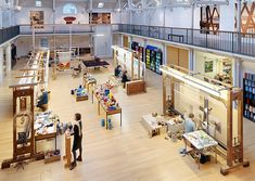 Shannon Tofts photo of Dovecot Studios in Edinburgh. I'll be visiting Dovecot Studios in a few weeks. What a dream space.