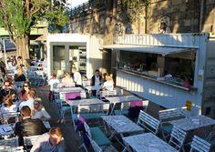 PUB KLEMO BEZIEHT WIENBAR AM WASSER Die Lücke zwischen Craft Beer und Cocktails schließt in der heurigen Donaukanalsaison eine Weinbar aus Margareten: das Pub Klemo, seit 1. Mai beim Badeschiff stationiert.