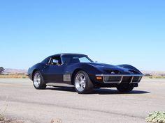1971 Corvette Stingray Coupe