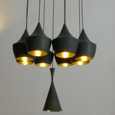 Suspension Beat Light – Tom Dixon