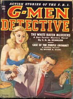The White Raven Murders
