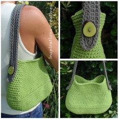 Tuto Sac au Crochet - Inspirations Créatives