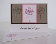 Stampin Up - Brandy's Gallery - From Demonstrator Brandy Cox