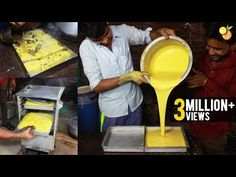 Dhokla Recipe - How to Make Soft and Spongy Dhokla - Full Preparation Step By Step - YouTube