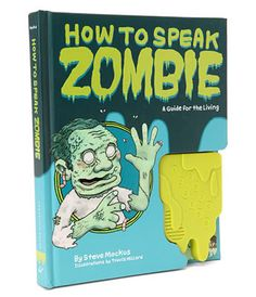 How to Speak Zombie | hart Cool Gifts