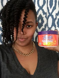 #Twistout on fleek! I've been testing a few Beautiful Textures products, specifically designed for natural hair. So far, they've lived up to the name!  #HealthyHairMonth #ad