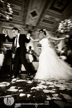 Greek Wedding reception at Hotel Ft.Garry, Winnipeg.