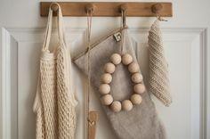 Handmade kitchen wares from La Casita's Knots shop   Remodelista