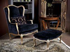 BERGERE No210 armchair από Altro Salotto