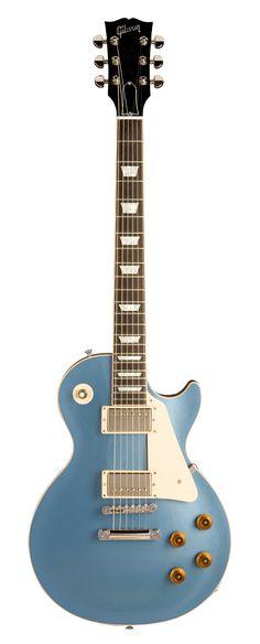 Gibson Les Paul Custom in Pelham Blue  My dream guitar