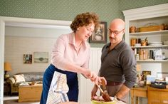 Julie and Julia. Meryl Streep and Stanley Tucci. Amy Adams, Iconic Movies, Good Movies, Awesome Movies, Imdb Movies, Julie E Julia, Movie Photo, Movie Tv, Meryl Streep Movies