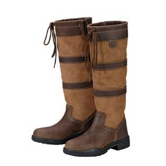 Riding boots for ladies Middleburg® by Dover Saddlery® Ladies& Country Boots Brown Knee High Boots, Long Boots, Mid Calf Boots, Horse Riding Boots, Muck Boots, Shoe Boots, Sam Edelman Penny Boots, Country Boots, Wedding Boots