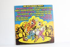 DISCO DUCK Big Hits RECORD,Afternoon Delight, Car Wash, 1970s Disco music, Vintage Hustle music, vintage dance music, Peter Pan Records