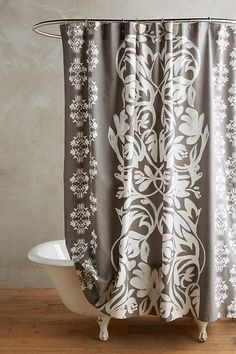 Nobleford Shower Curtain