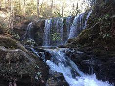 Brasstown Waterfall Series Trail - South Carolina | AllTrails.com