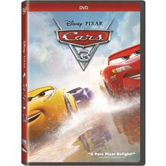 Relive the fast paced action of Cars 3 with this DVD. Blindsided by a new generation of blazing-fast racers, the legendary Lightning McQueen (voiced by Owen Wilson) is suddenly pushed out of the sport he loves. Disney Pixar Cars, Dvd Disney, Disney Plus, Disney Movies, Disney Cartoons, Go To Movies, Hd Movies, Movie Tv, Movies Online