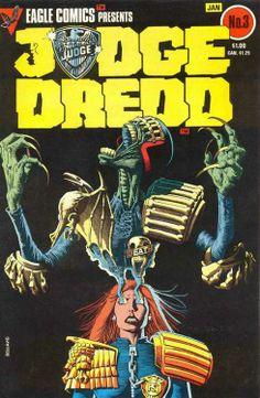 Judge Death - Brian Bolland