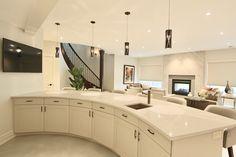 Beautiful Interior Design, Beautiful Interiors, Corner Bathtub, Design Ideas, Corner Tub