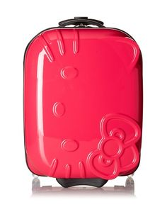 Hello Kitty ABS Molded Luggage