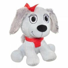 "Exclusive Pound Puppies 7"" Plush Dog ""Rebound McLeish"""