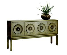 Buy Central Cabinet with Base - Cabinets - Storage - Furniture - Dering Hall Base Cabinet Storage, Base Cabinets, Media Cabinets, Bathroom Hardware, Cabinet Furniture, Contemporary Furniture, Home Furnishings, Console, Wood