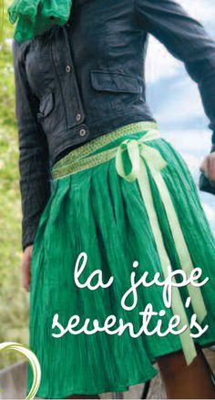 jupe seventies