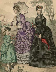 как чистили платья в 19 веке