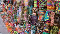 Travel Inspiration for Colombia - Where to shop in Cartagena | mochilas