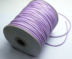 2mm Wax Cord from Paradise Creative Crafts at R75/100m, also its available in various colour options.