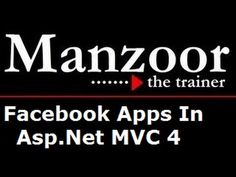 Facebook App Using Asp.Net MVC 4 - (More Info on: http://LIFEWAYSVILLAGE.COM/videos/facebook-app-using-asp-net-mvc-4/)
