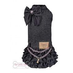 Vestido FPO Style Dress Black, P3