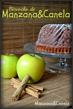 Bizcocho de Manzana Apple Bundt Cake