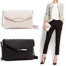 Módní Ženy Messenger Bag PU kůže Clutch Crossbody brašna přes rameno kabelka