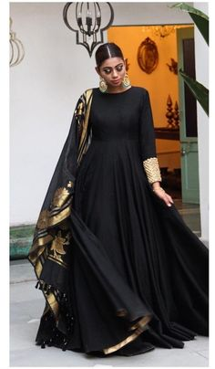 email us at sajsacouture for purchasing orders! is part of Indian gowns - email us at sajsacouture for purchasing orders! Pakistani Dress Design, Pakistani Outfits, Indian Outfits, Shadi Dresses, Indian Gowns Dresses, Stylish Dresses, Fashion Dresses, Anarkali Dress, Anarkali Suits