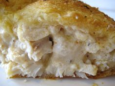 Savory Crescent Chicken Squares - My kids love these! I never have any leftovers when these are served. :D