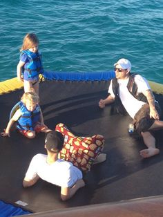 Unseen picture of Justin with his family